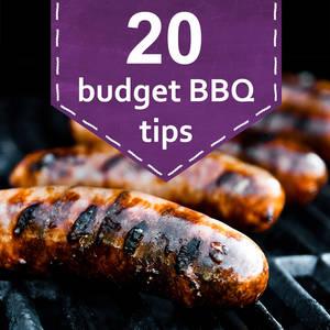 20 budget BBQ tips