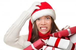 Don't get swept up in Christmas mania this year!