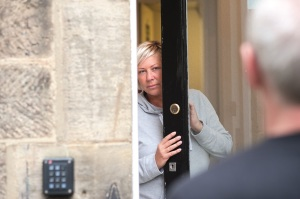 The county court eviction process