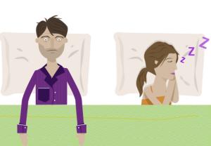 Paul has money worries that keep him awake at night – do you?