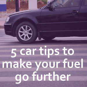Use our tips to save you money on car fuel