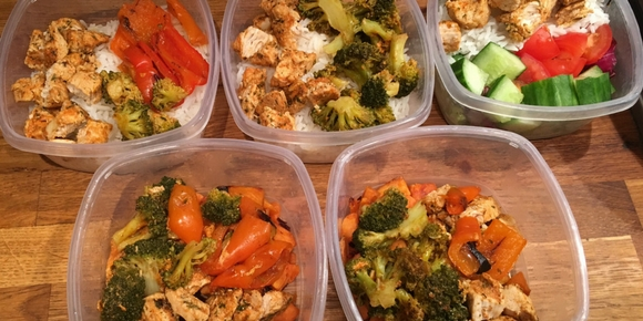 meal prep cheap meal deal lunch