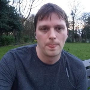 james on a run