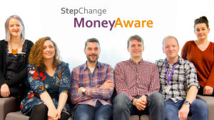 MoneyAware team photo
