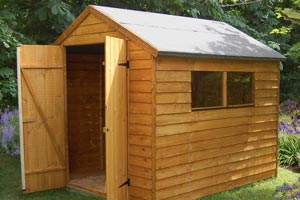 Rent your shed