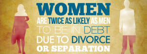 Women, men, separation and divorce