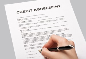 Check your credit agreement