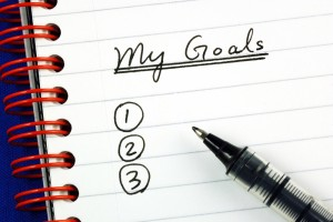 Goals resolutions list