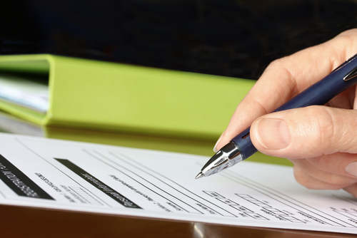 filling in tax credit forms can be daunting