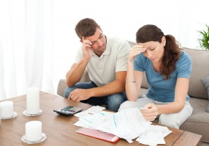 Debt problems can destroy even the healthiest of relationships