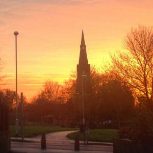 Leeds sunrise